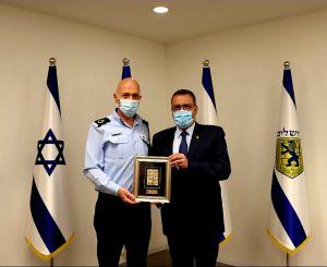 משה ליאון,דורון ידיד,דגל ישראל