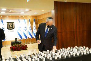 ראש הממשלה, יום הזיכרון