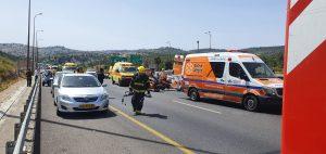 התאונה בכביש 1