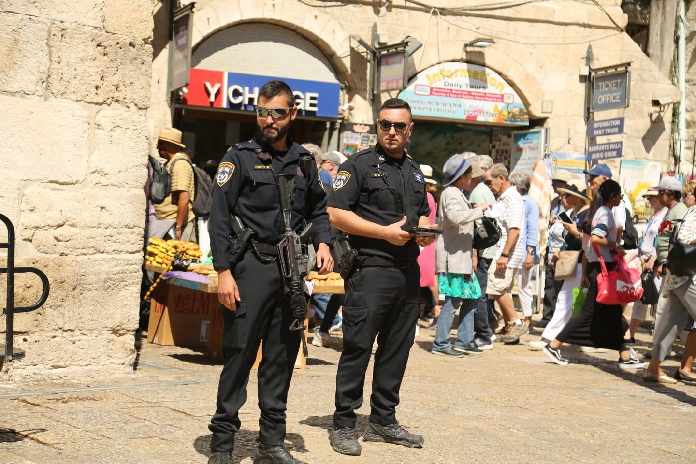שוטרים בירושלים