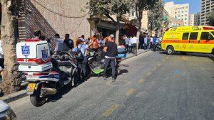 הזירה בירושלים, סמוך לתחנה המרכזית