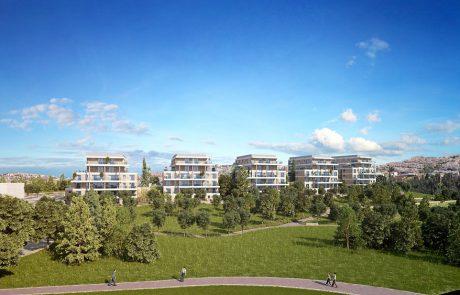 5 דירות נמכרו בחודש האחרון בעלות כוללת של 17.5 מיליון ₪ בפרויקט הקאנטרי פארק במבשרת
