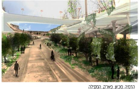 אושרה התכנית להקמת חניון בנבנישתי – חניון לילה וחניון תפעולי לאוטובוסים