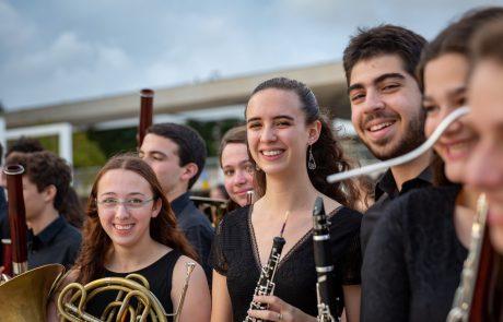 גאווה ירושלמית–הפילהרמונית הצעירה של העיר