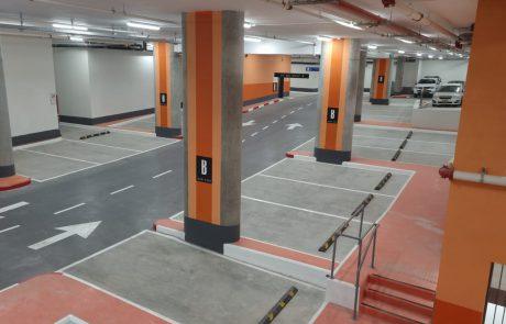 חניון בצלאל נפתח לקהל הרחב I 60 מיליון שקלים, 230 מקומות חניה I כל הפרטים