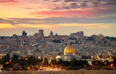 כל הסיבות לצאת לנופש בעיר הקודש