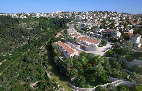 המשולש המבוקש בהרי יהודה
