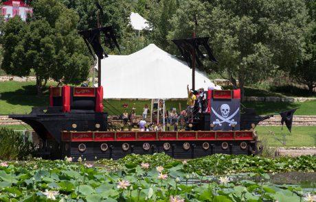 הגן הבוטני מציג: פליימוביל מסביב לעולם