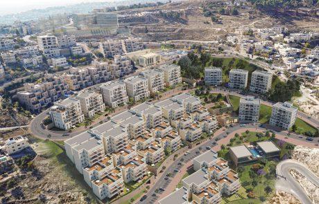 חבר מביא חבר: קבוצת משקיעים אמריקאים רכשו 21 דירות בפרויקט בשכונת נוף ציון בירושלים בהיקף של 41.4 מיליון שקל