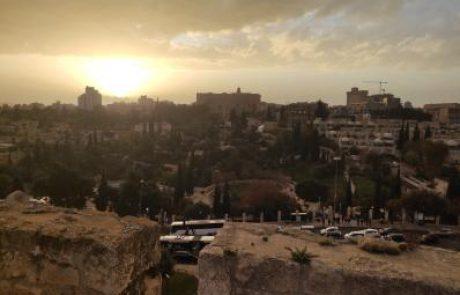 כמחצית מהישראלים בוחרים בירושלים כיעד התיירות המועדף עליהם בישראל