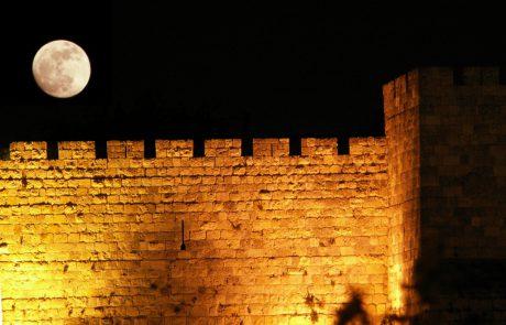 טיול על חומות ירושלים: שלל פעילויות לאטרקציות לכבוד שלושת השבועות | כל הפרטים
