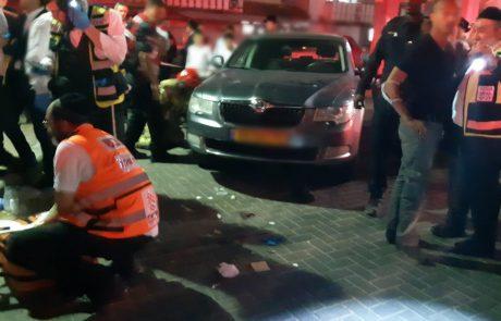 החשוד באירוע הדריסה הקשה באשדוד: תושב ירושלים כבן 20