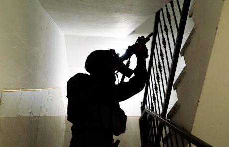 כוחות צה״ל ממשיכים במרדף אחר המחבלים שביצעו את פיגוע הירי בצומת תפוח
