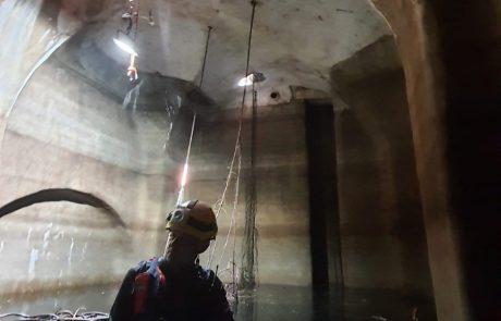 תגלית מרעישה: נחשפו בורות מים מימי האימפריה העות'מאנית בעבודות במתחם שערי צדק הישן