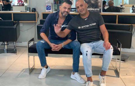 האיחוד: עופר בן ואלירן לוי כובשים את עולם עיצוב השיער