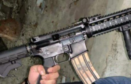 המזרח הפרוע: סוחרי נשק וסמים נעצרו בתום חקירה סמויה