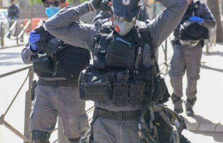 מאה שערים: חשוד בפציעת השוטרת נעצר הערב
