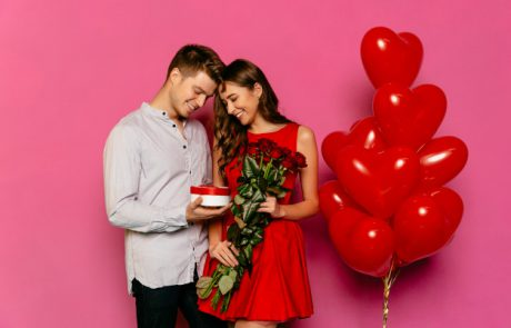המתנות הכי רומנטיות ליום האהבה