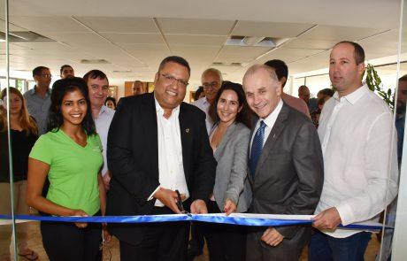 מרכז קריירה חדש נפתח באוניברסיטה העברית