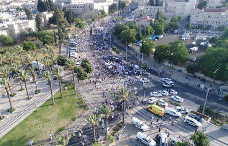 סיפורה של עיר: יום ירושלים בתמונות