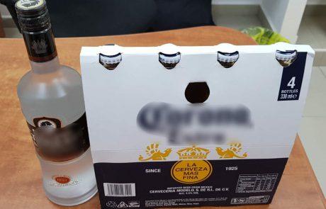 עשרה עסקים נתפסו מוכרים אלכוהול לקטינים