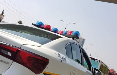 שישה פצועים בתאונת דרכים בשער הגיא