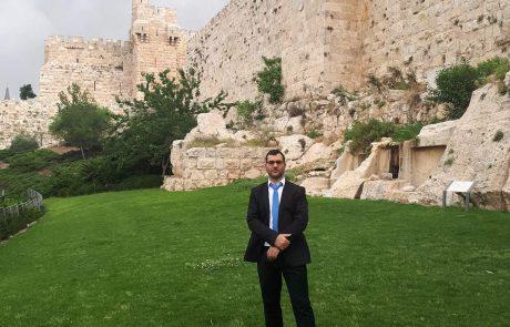 יהונתן יוסף: אמן שיחרים את ירושלים, לא יוזמן עד שיתנצל