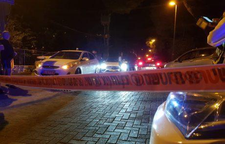 """חשוד בגניבת רכב נורה ע""""י בלשי משטרה ומת מפצעיו"""