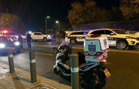 הלילה בירושלים – מחבלים תוקפים חרדים מול שוטרים ולא נעצרים ושוטרים מבצעים הרעשה באישון ליל נגד חרדים I ומהי תגובת המשטרה?