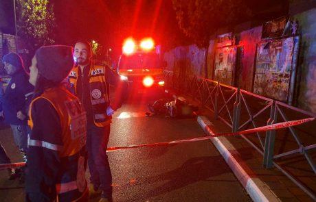 צעירה נהרגה בתאונת אופנוע בהר חומה