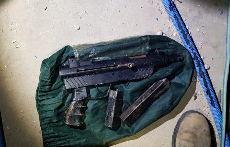 שוב: תושב מזרח העיר נעצר עם נשק