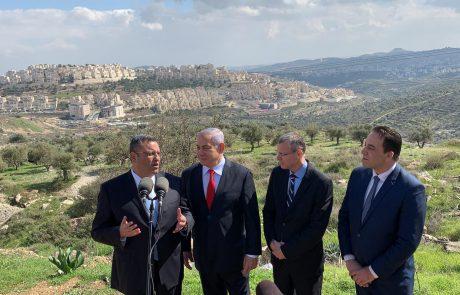 """רוה""""מ הכריז: בניה חדשה בהר חומה וגבעת המטוס"""