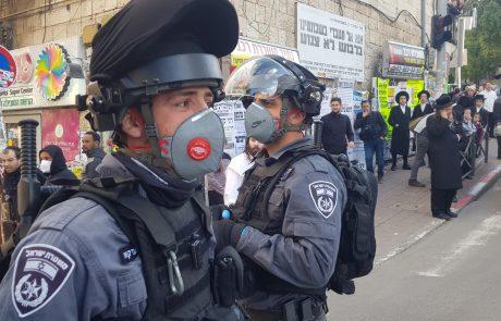 מעצרים הלילה במאה שערים
