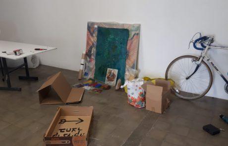 גלריית ברבור נסגרה