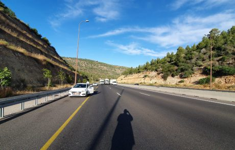 צפו: הדרך לירושלים חסומה 🎥