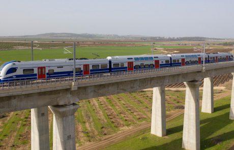 צפו ברכבות החשמליות החדשות לירושלים בנסיעה ראשונה בישראל