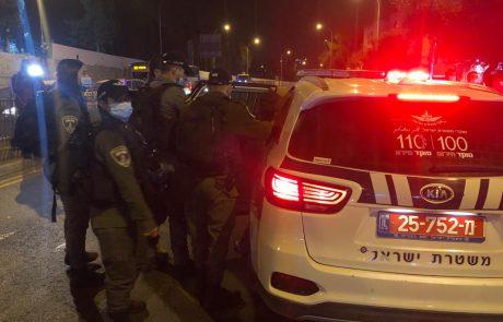 """מחאה בצומת בר אילן ביום השבעה למות אהוביה סנדק ז""""ל – סיכום האירועים"""