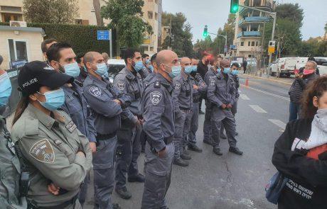 המחאה בירושלים – סיכום אירועי הבוקר