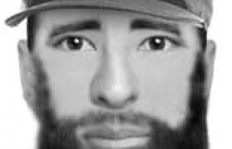 רצח בני הזוג כדורי – קלסתרון החשוד – מכירים? צרו קשר עם המשטרה