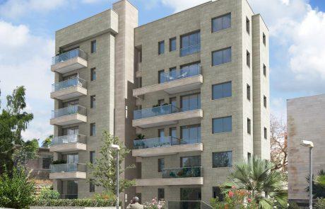 ירושלים ממשיכה להתחדש: קבוצת מנוס קיבלה היתר בניה לפרויקט התחדשות עירונית חדש בבירה