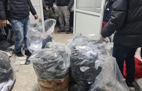 במהלך פעולות אכיפה בשכונות בירושלים נרשמו הפרות סדר; שוטר אחד נפגע