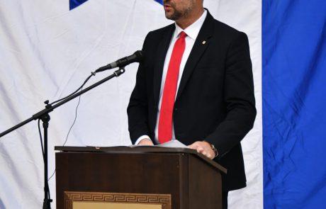 טקס חילופי מפקדים במחוז ירושלים התקיים אמש בשעות הצהריים בנוכחות השר לביטחון פנים | כל הפרטים