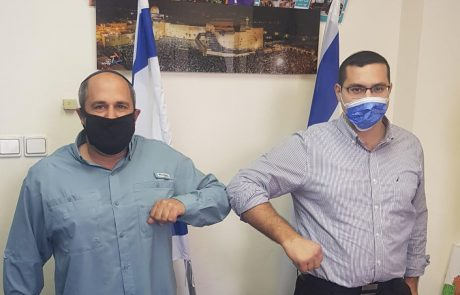 חיזוק לרשימת הציונות הדתית: סגן ראש עיריית ירושלים וחבר מועצת העיר תומכים ברשימת המפלגה לכנסת