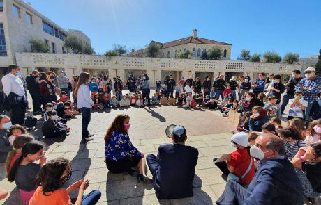 ירושלמים! יש לנו בשורה טובה בשבילכם: מערכת החינוך בירושלים כולה חוזרת ללמידה פרונטלית