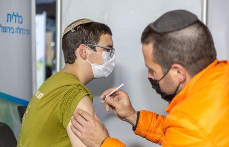 בהשתתפות משפיעני רשת: עיריית ירושלים בהפנינג חווייתי לעידוד צעירים להתחסן
