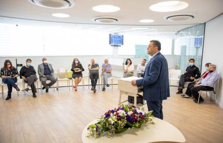 מחיל האוויר למערכת החינוך הירושלמית: העירייה חנכה את 'כיתקטיקה', מרכז סימולציות חדשני לאנשי חינוך