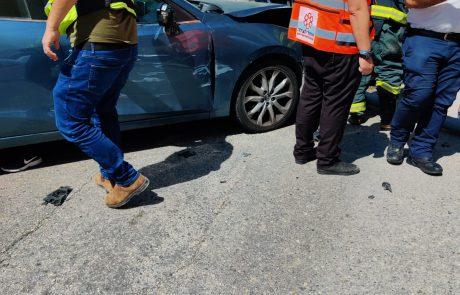 הוארך מעצרו של נהג רכב שהיה מעורב בתאונה אמש