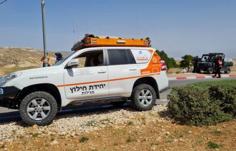בן 15 מירושלים נפטר לאחר שטבע בנחל פרת ופונה במצב אנוש