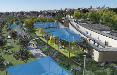 בהשקעה של 28 מיליון שקל: עיריית ירושלים החלה את הקמת פארק ואדי ג'וז – פתחת קדרון, הגדול ביותר במזרח העיר