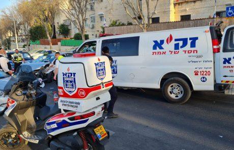 הקטל בדרכים: אישה בת 84 נהרגה בתאונה קטלנית בשכונת פסגת זאב בירושלים